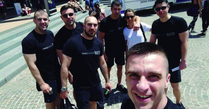 studio za personalni trening u beogradu